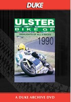 Ulster Grand Prix 1990 Duke Archive DVD