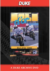 Bol D Or 24 Hours 1990 Duke Archive DVD