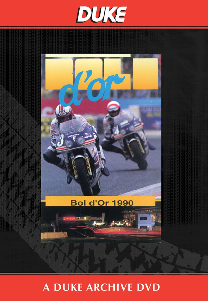 Bol D Or 24 Hours 1990 Duke Archive DVD