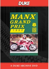 Manx Grand Prix 1990 Duke Archive DVD