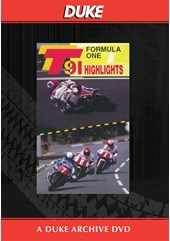 TT 1991 F1 Race Duke Archive DVD