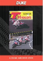 TT 1991 Senior Race Duke Archive DVD