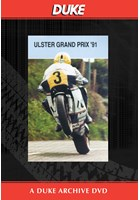 Ulster Grand Prix 1991 Duke Archive DVD
