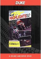 TT 1992 F1 Race Duke Archive DVD
