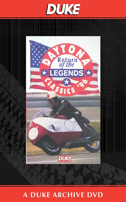 Daytona Classics 1996 Duke Archive DVD