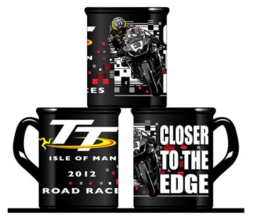 TT 2012 Closer to the Edge Mug Black - click to enlarge