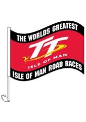 TT 2012 Car Flag
