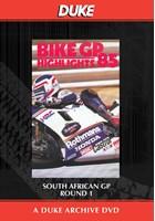 Bike GP 1985 - South Africa Duke Archive DVD