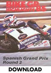 Bike GP 1985 Spain Download