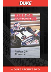 Bike GP 1985 - Italy Duke Archive DVD