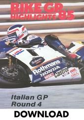 Bike GP 1985 - Italy Download