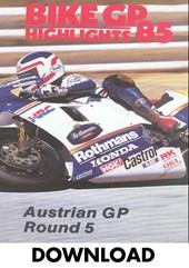 Bike GP 1985 - Austria Download
