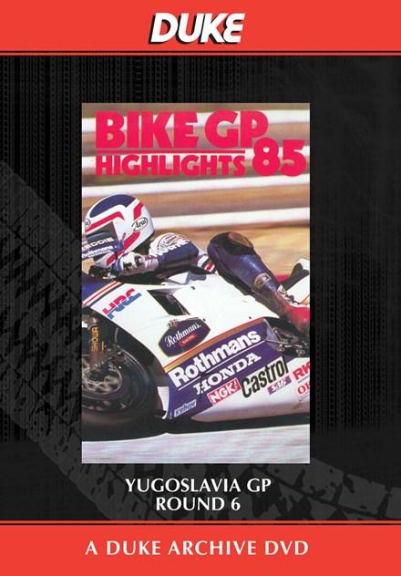 Bike GP 1985 - Yugoslavia Duke Archive DVD