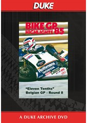 Bike GP 1985-Belgium Duke Archive DVD