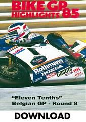 Bike GP 1985-Belgium Download