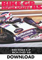 Bike GP 1985 - Britain Download