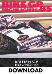 Bike GP 1985 - Britain Download