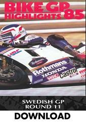 Bike GP 1985 - Sweden Download