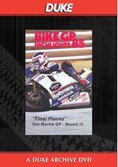 Bike GP 1985 - San Marino Duke Archive DVD