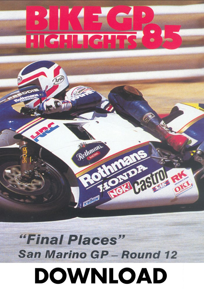 Bike GP 1985 - San Marino Download