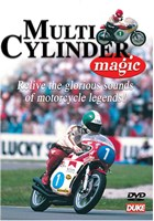 Multi-Cylinder Magic DVD