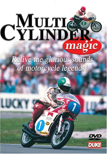 Multi-Cylinder Magic DVD - click to enlarge