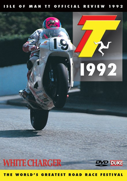 TT 1992 Review White Charger DVD