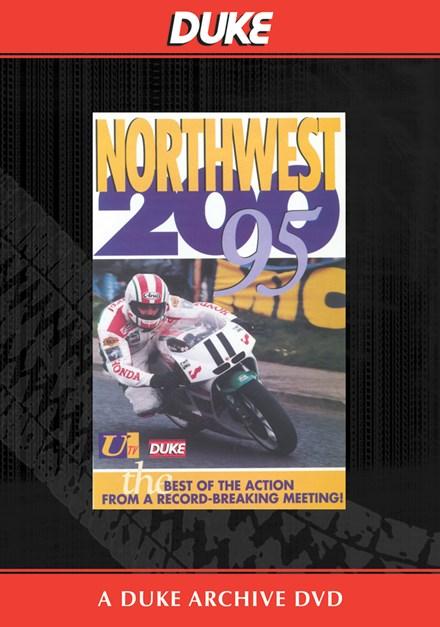 Northwest 200 1995 Duke Archive DVD