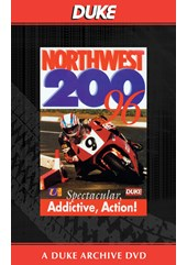 Northwest 200 1996 Duke Archive DVD