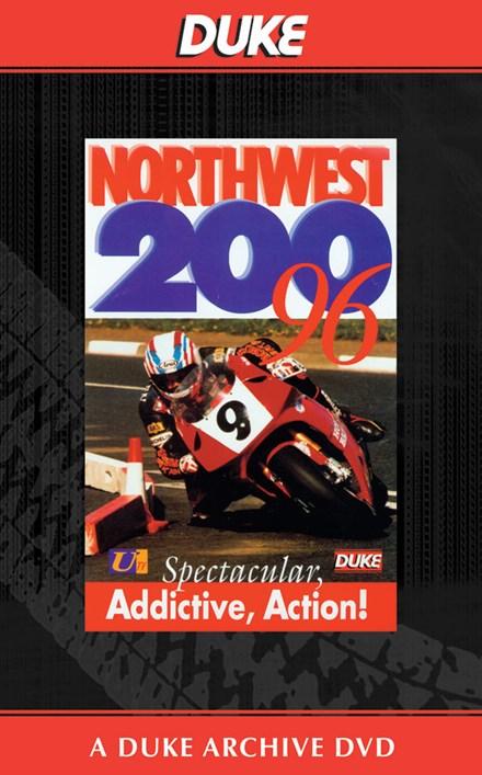 Northwest 200 1996 Duke Archive DVD
