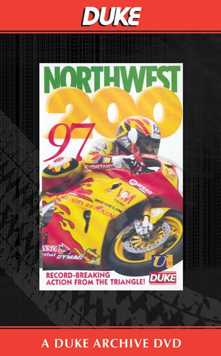 Northwest 200 1997 Duke Archive DVD