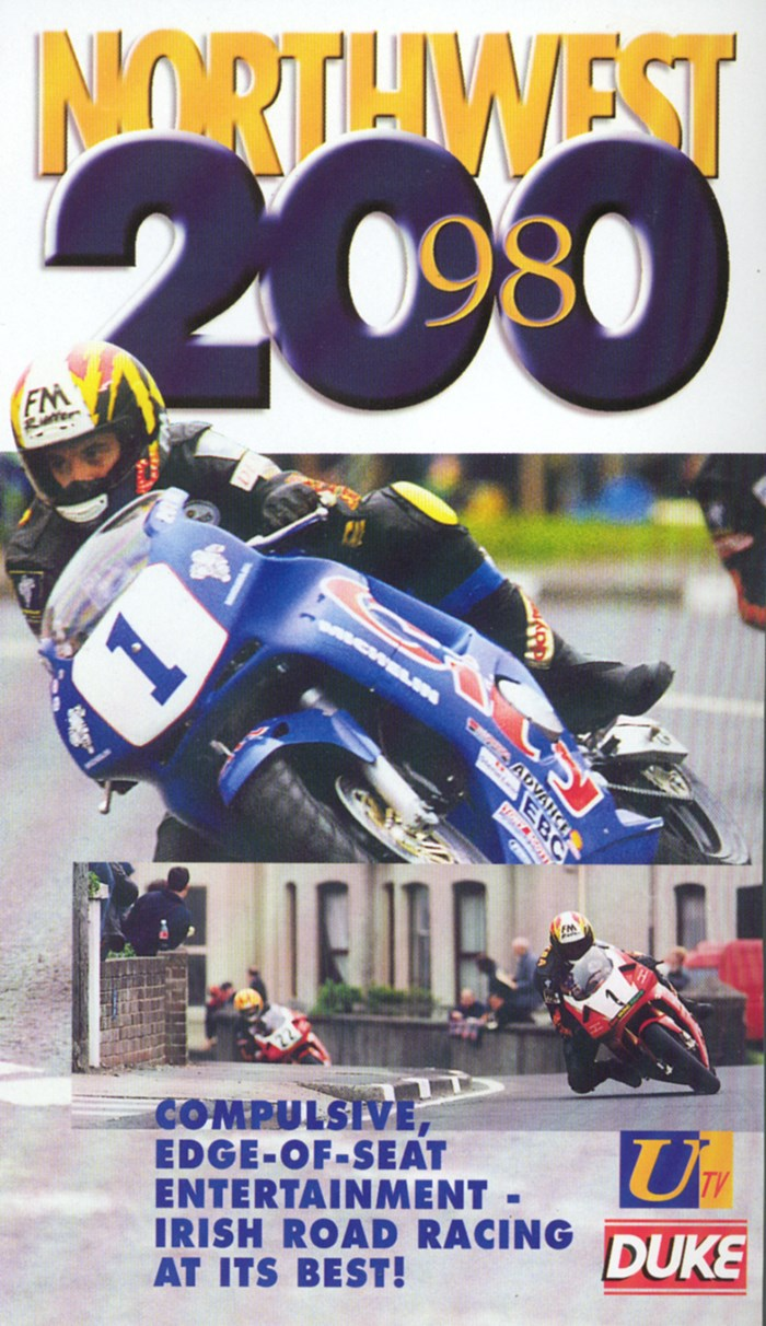 North West 200 1998 On-Demand