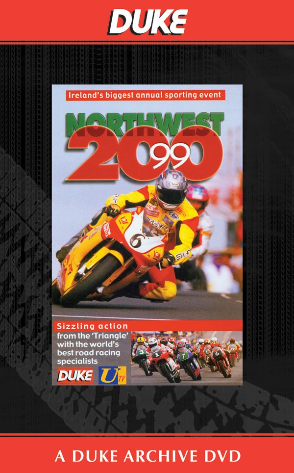 North West 200 1999 Duke Archive DVD