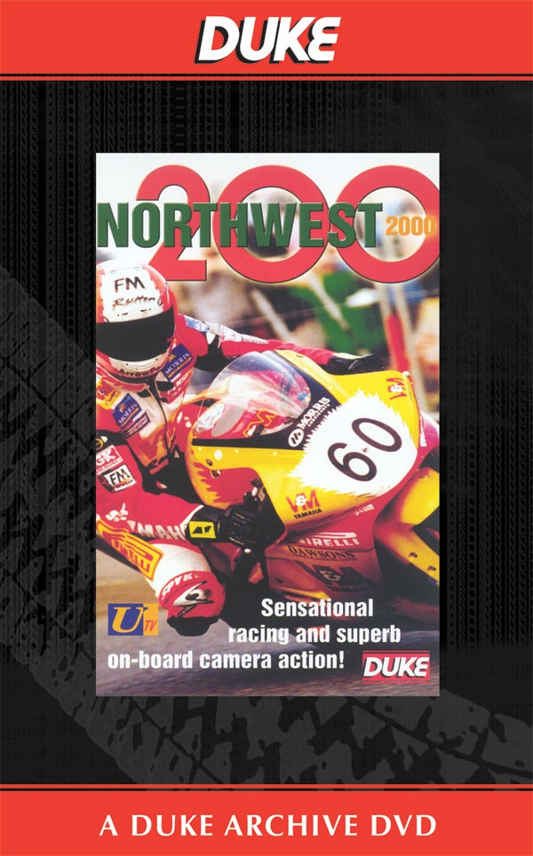 North West 200 2000 Duke Archive DVD