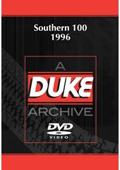 Southern 100 1996 Duke Archive DVD