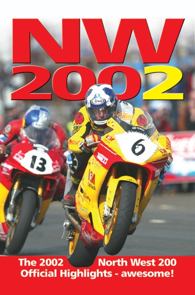 North West 200 2002 DVD