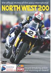 North West 200 2003 DVD