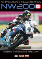 Northwest 200 2005 Review NTSC DVD