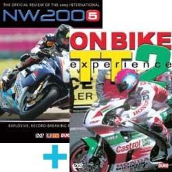 NW200 2005 DVD Plus Free ON-BIKETT2