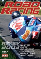 Road Racing Review 2003 DVD