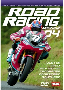 Road Racing Review 2004 NTSC DVD