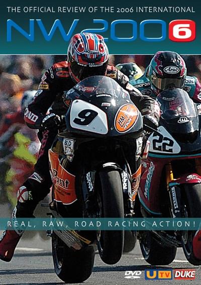 North West 200 2006 DVD