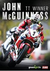 John McGuinness TT Winner DVD