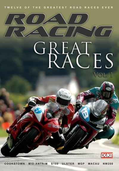 Road Racing Great Races NTSC DVD