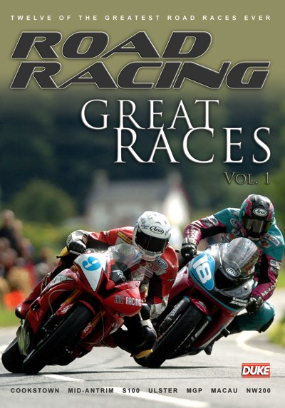 Road Racing Great Races NTSC DVD