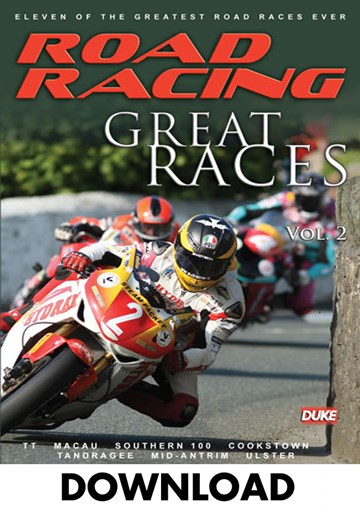 Road Racing Great Races Vol 2 Download - click to enlarge
