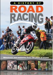 A History of Road Racing DVD