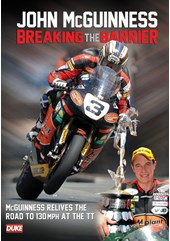 John McGuinness Breaking the Barrier DVD