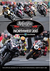 North West 200 2010 DVD