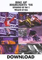 Bike GP 1986 - Spain Download